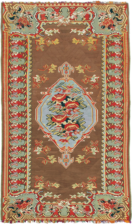 02265 Senneh Kilim