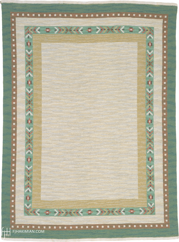 Swedish Flat Weave 02684 | FJ Hakimian