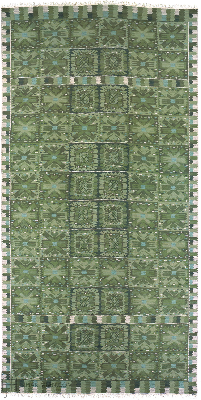 Swedish Flat Weave 02788 | FJ Hakimian