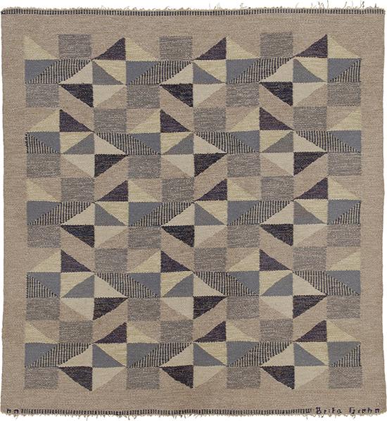 02810 Swedish Flat Weave | FJ Hakimian