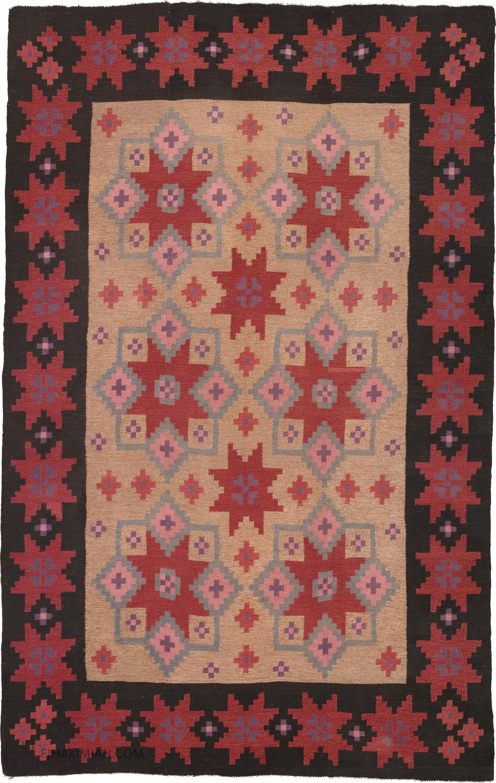 Swedish Flat Weave 02840 | FJ Hakimian