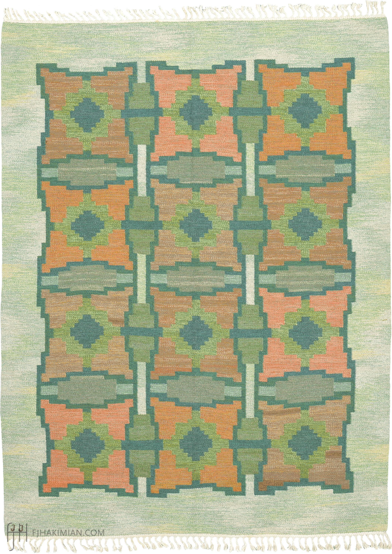 02918 Swedish Flat Weave | FJ Hakimian