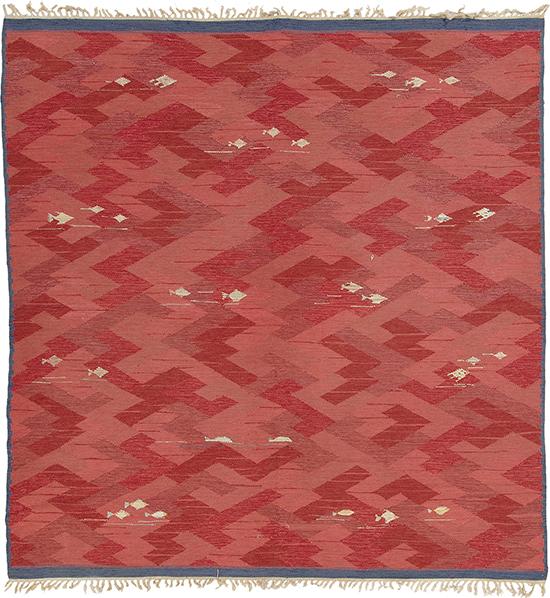 Swedish Flat Weave 02923 | FJ Hakimian