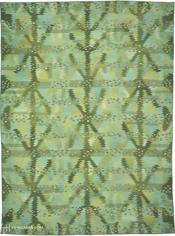 Swedish Flat Weave 02954 | FJ Hakimian
