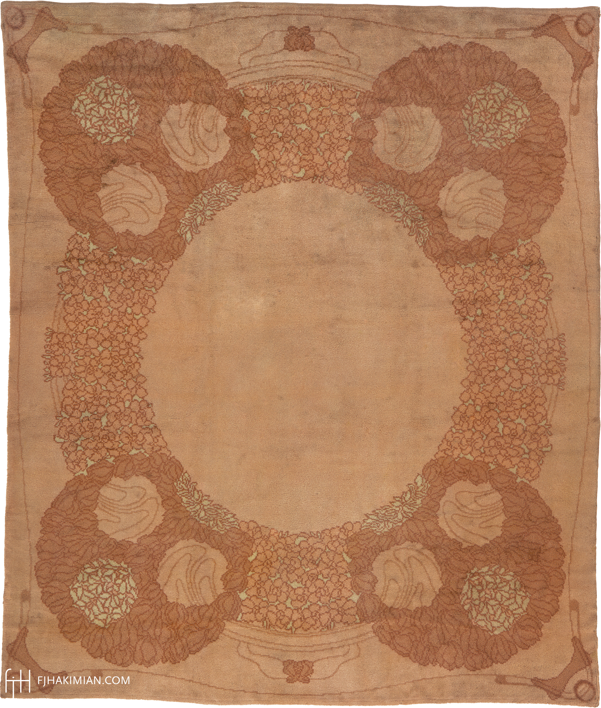 Viennese Carpet 03128   FJ Hakimian