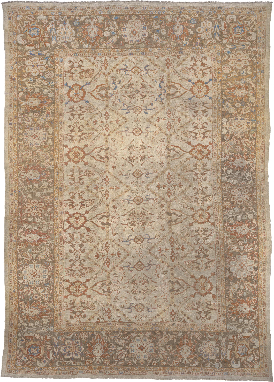 06099-Persian Ziegler Sultanabad Rug-FJ Hakimian