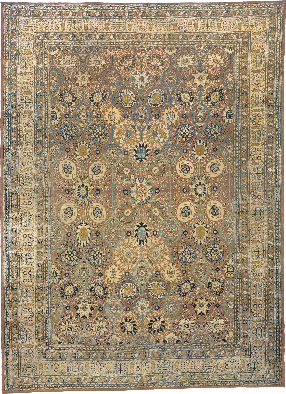 07125-Persian Tabriz-FJ Hakimian
