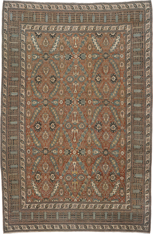 07131-Persian Tabriz-FJ Hakimian