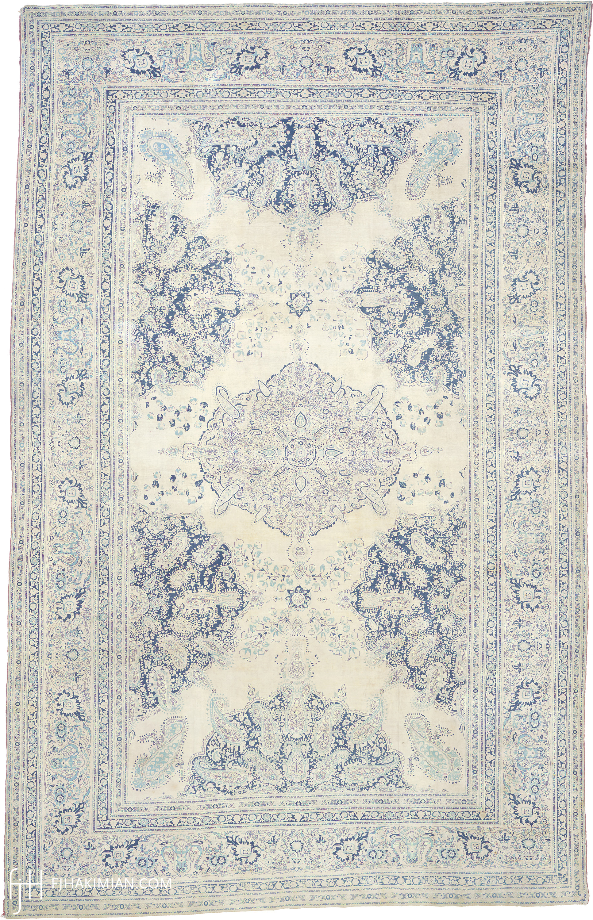 07132 Tabriz Cotton | FJ Hakimian