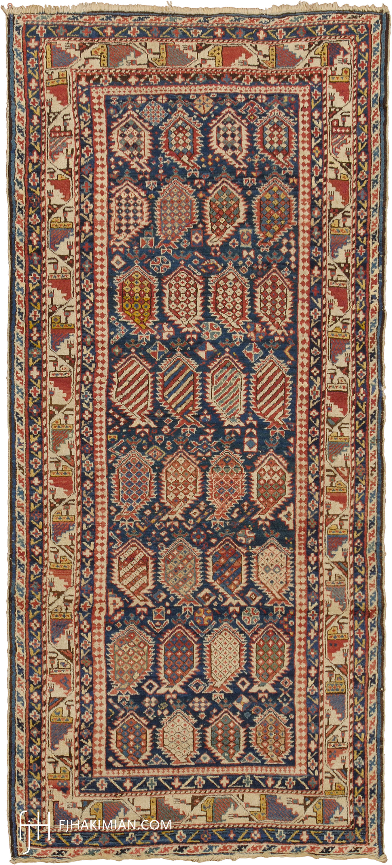 Caucasian Rug #11025   FJ Hakimian