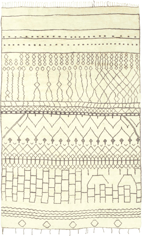 15431 Berber Rug | FJ Hakimian