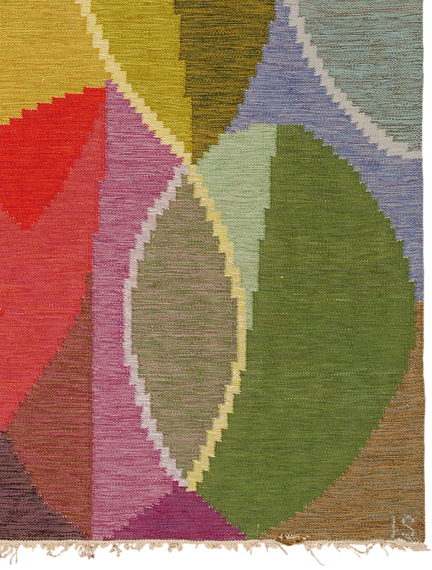 Swedish Flat Weave #22074   FJ Hakimian