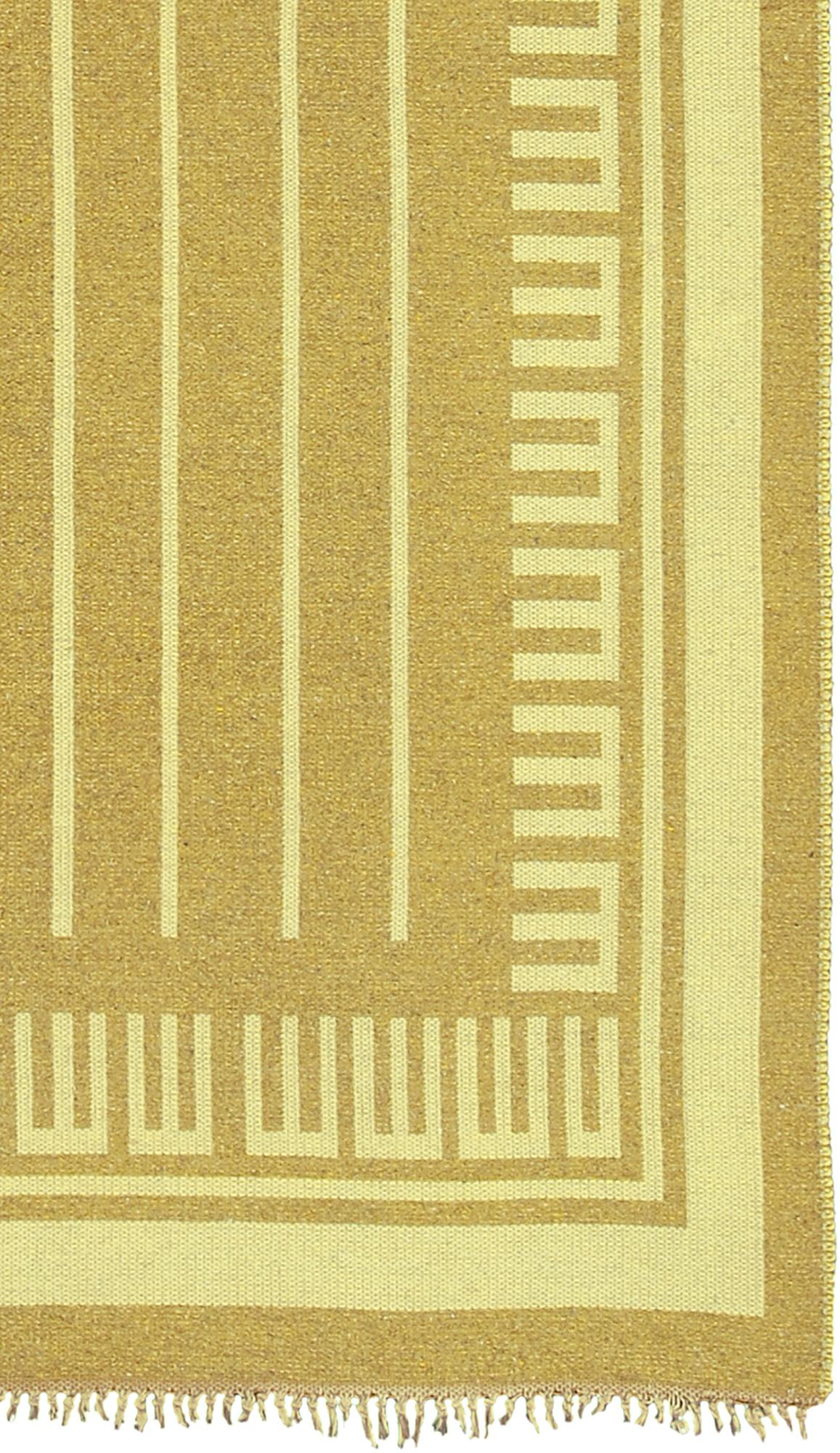 Swedish Flat Weave Rug #22086 | FJ Hakimian