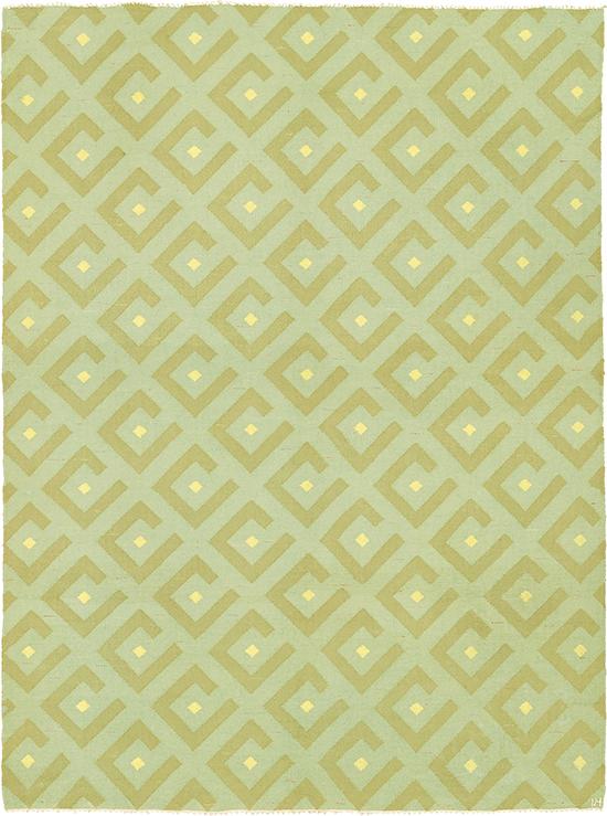 Swedish Flat Weave Rug #22091 | FJ Hakimian