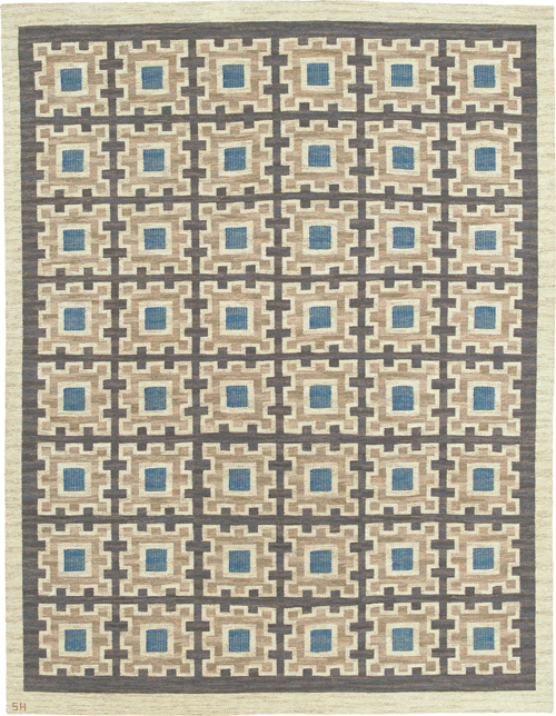 Swedish Flat Weave Carpet | FJ Hakimian
