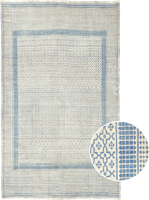 Persian Flat weave Carpet | FJ Hakimian