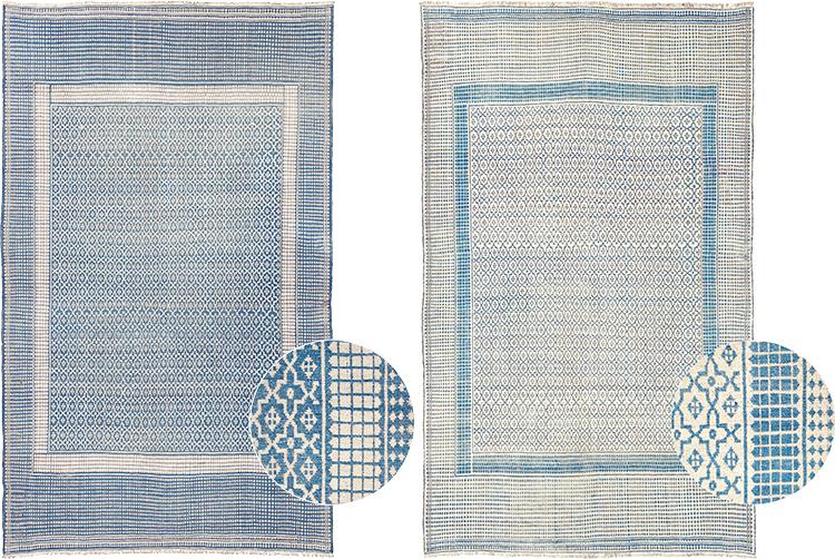 Persian Flat Weave Rug #22121 | FJ Hakimian