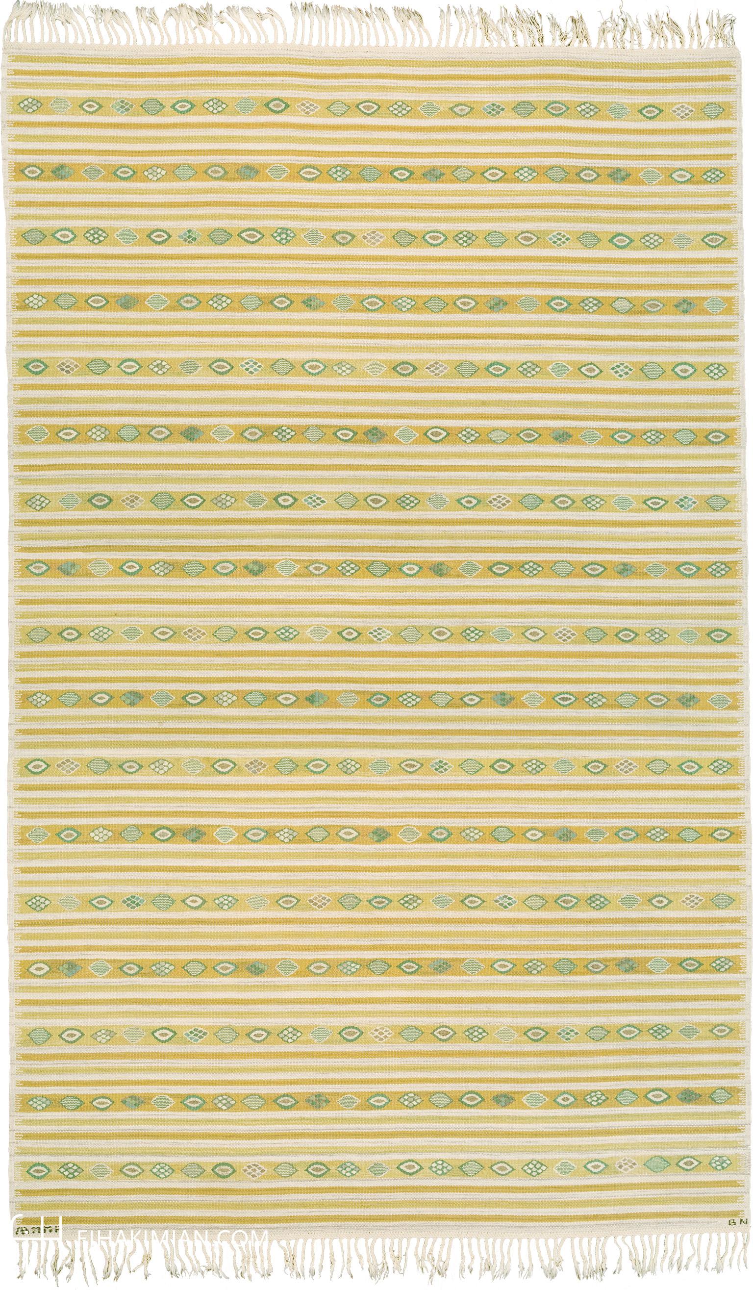 Swedish Flat Weave #22123 | FJ Hakimian