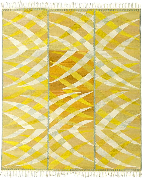 Swedish Flat Weave Rug 22165 | FJ Hakimian