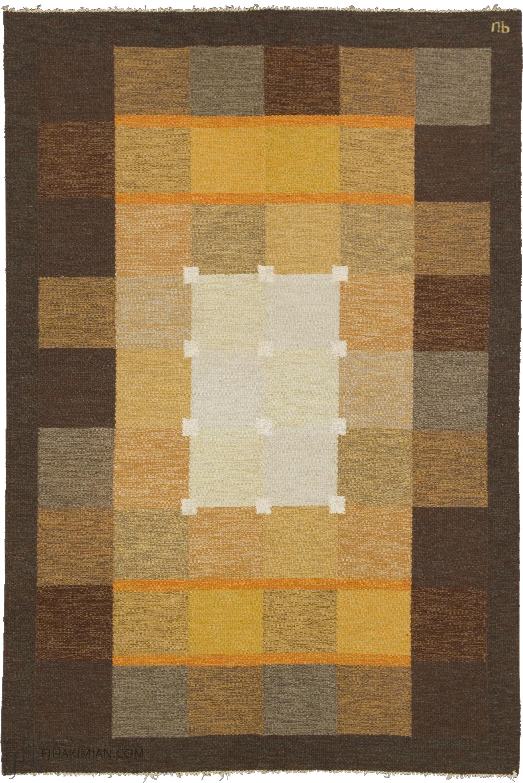 22196 Swedish Flat Weave | FJ Hakimian