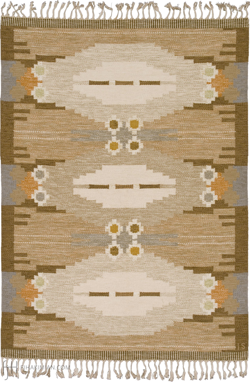 22198 Swedish Flat Weave   FJ Hakimian