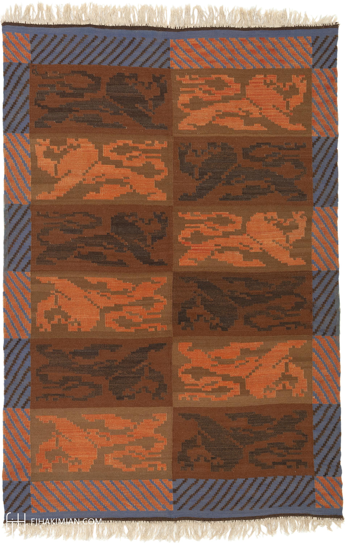 22272 Swedish Flat Weave | FJ Hakimian