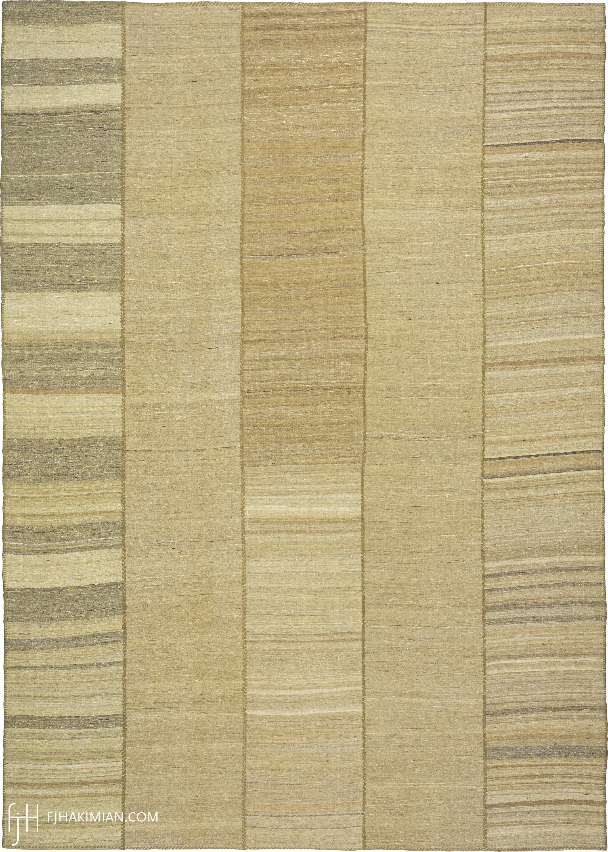 23037 Vintage Kilim Composition | FJ Hakimian