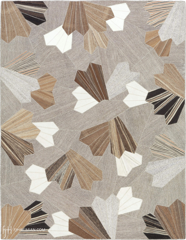Vintage Kilim Composition #23245 | FJ Hakimian