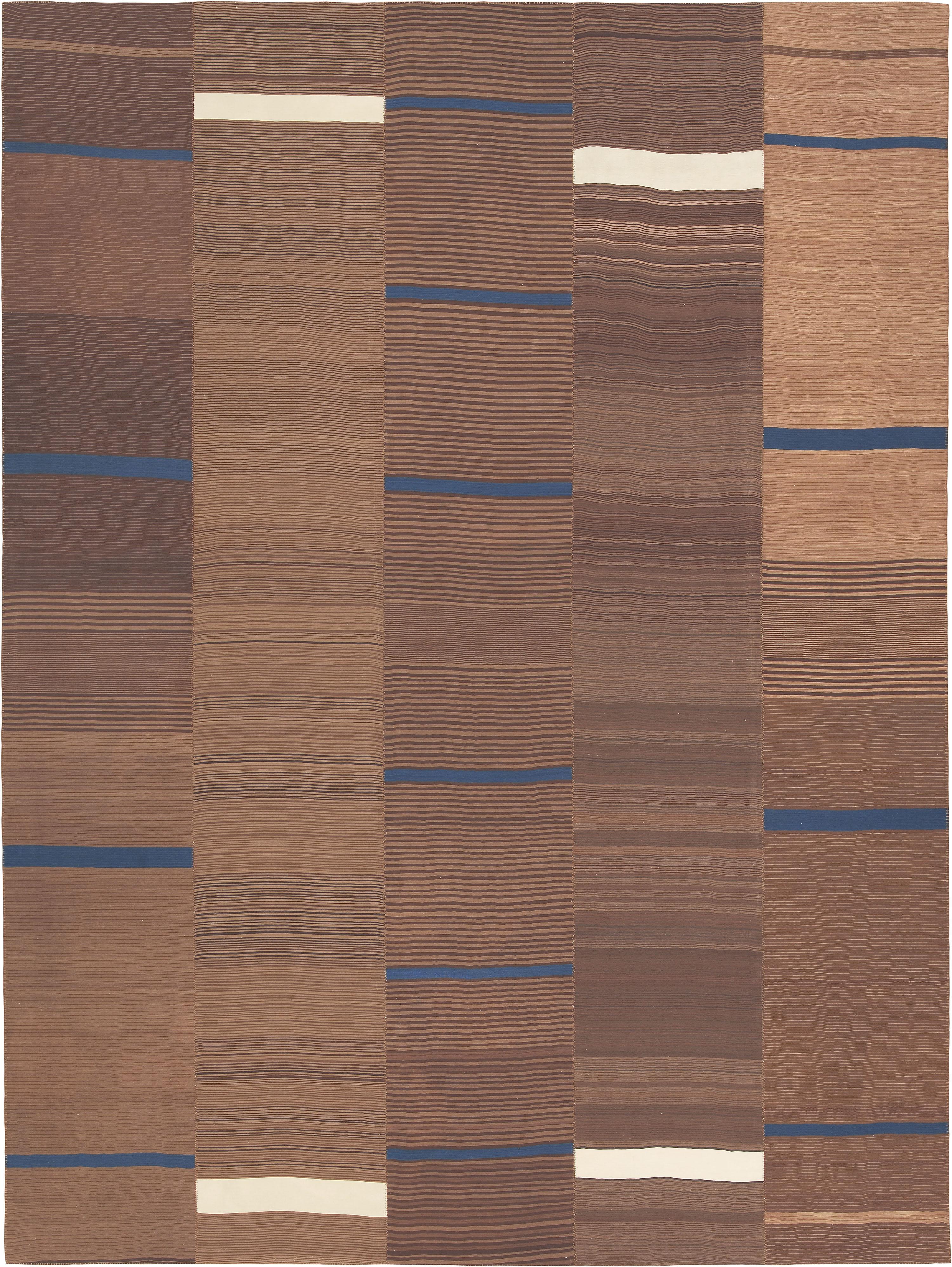 Vintage Kilim Composition #23295   FJ Hakimian