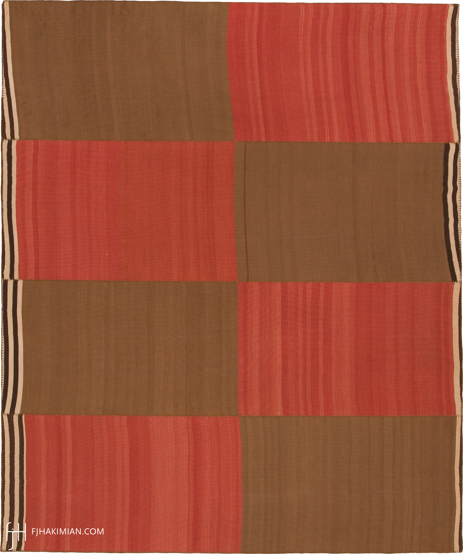 Vintage Kilim Composition #23324 | FJ Hakimian