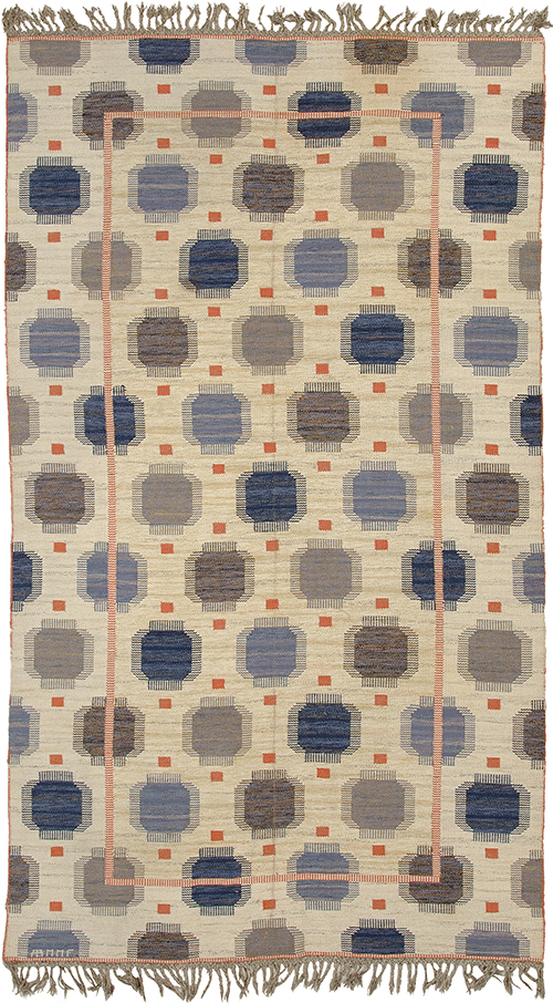 Swedish Flat Weave #02544 | FJ Hakimian