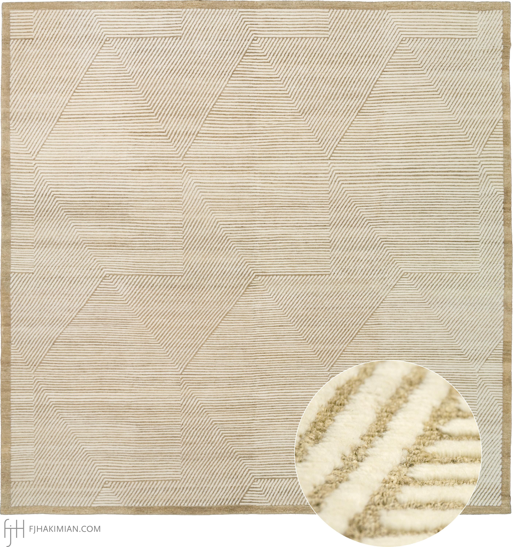 Custom Boggeri Carpet #26073   FJ Hakimian