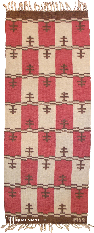 02733 Swedish Flat Weave | FJ Hakimian