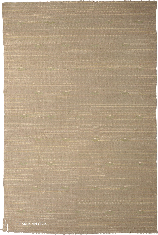 02990 Finnish Flat Weave Rug | FJ Hakimian