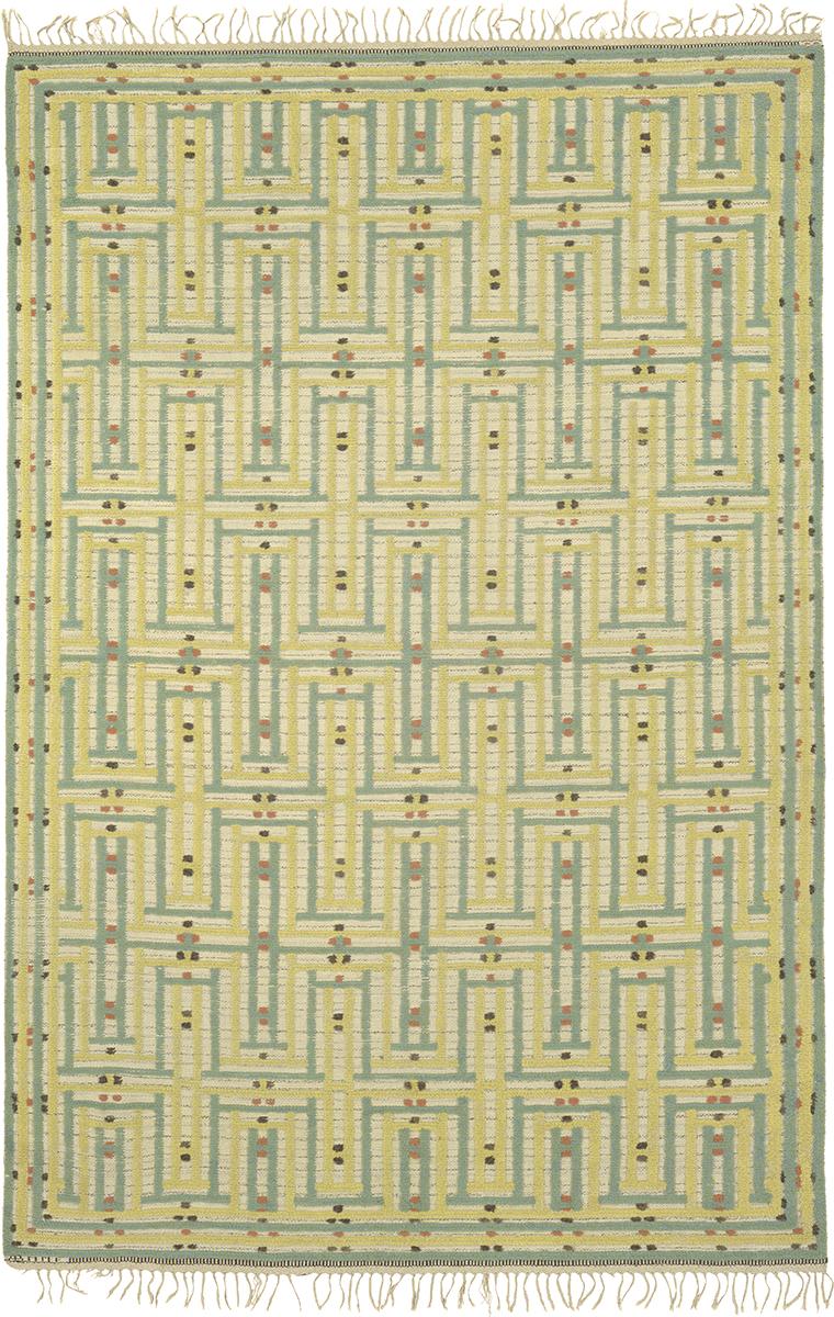 Swedish Pile Rug #03231   FJ Hakimian