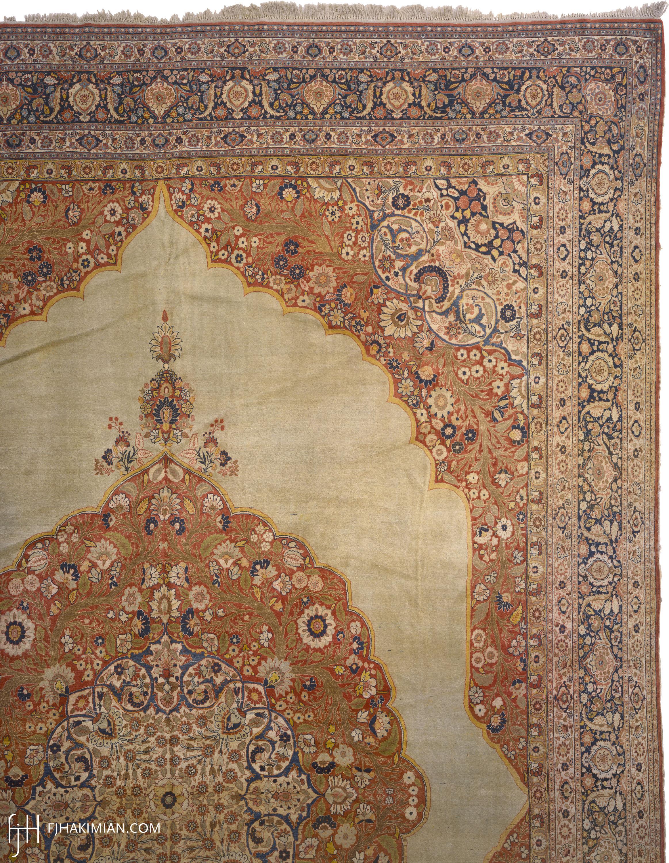 Tabriz #07001 | FJ Hakimian