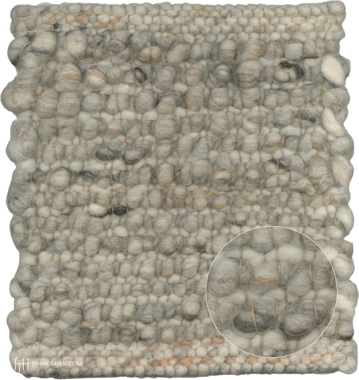 HH-Tugela Pure Wool 4406 Dark 1100 African Wool | FJ Hakimian