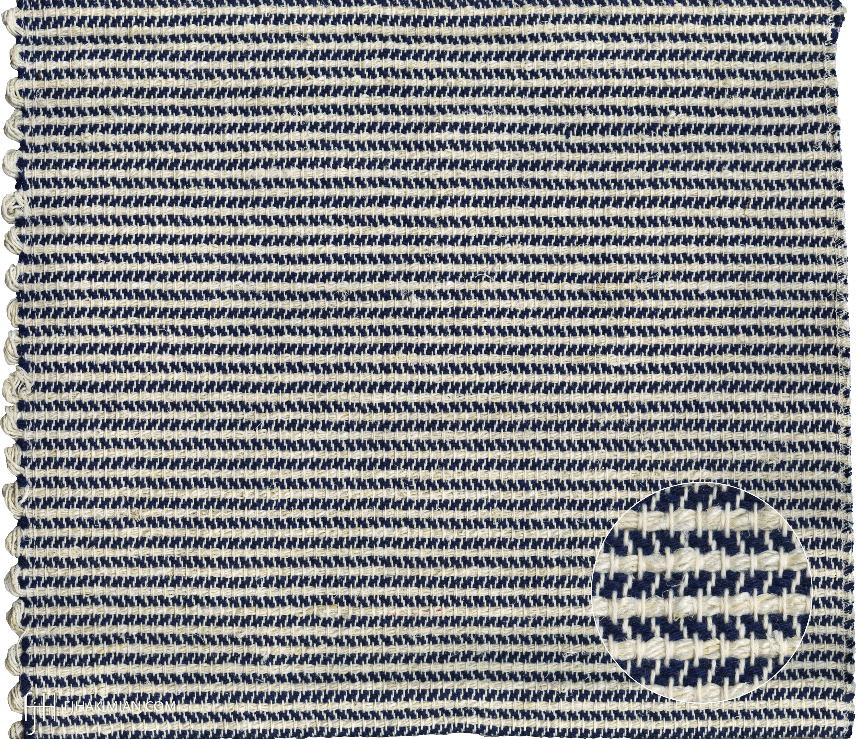 IF-Sardinian-Cotton-Bleached Hemp-Mat Sample 2-FJ Hakimian