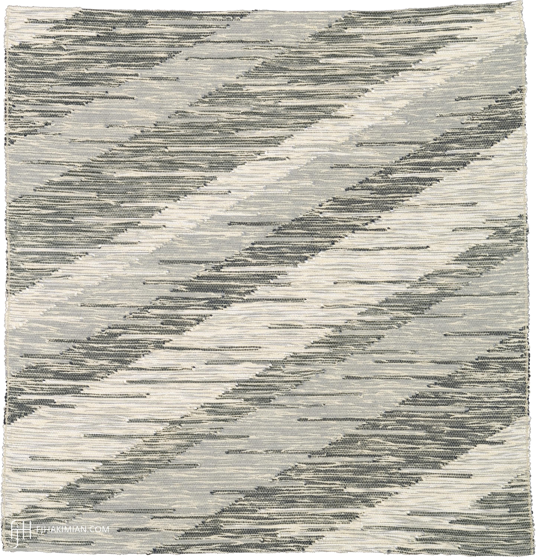 Intreccio Diagonale-chenille melange base-FJH