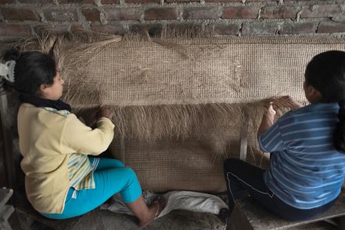 Iraka Mat Weaving | FJ Hakimian