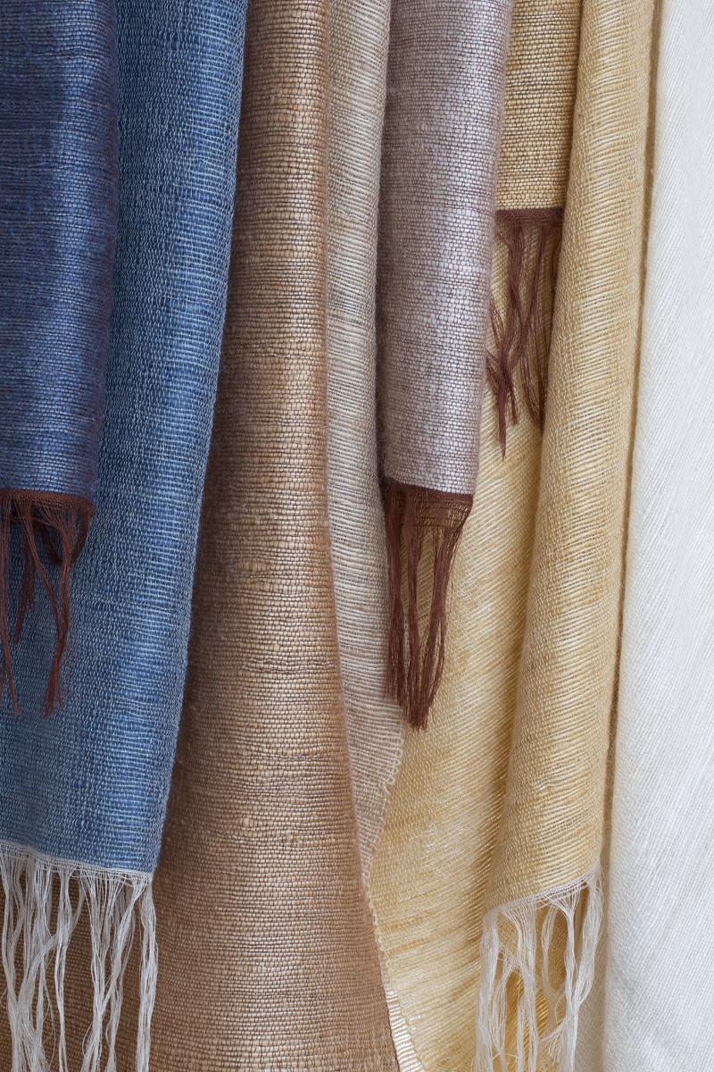Mohair Curtain