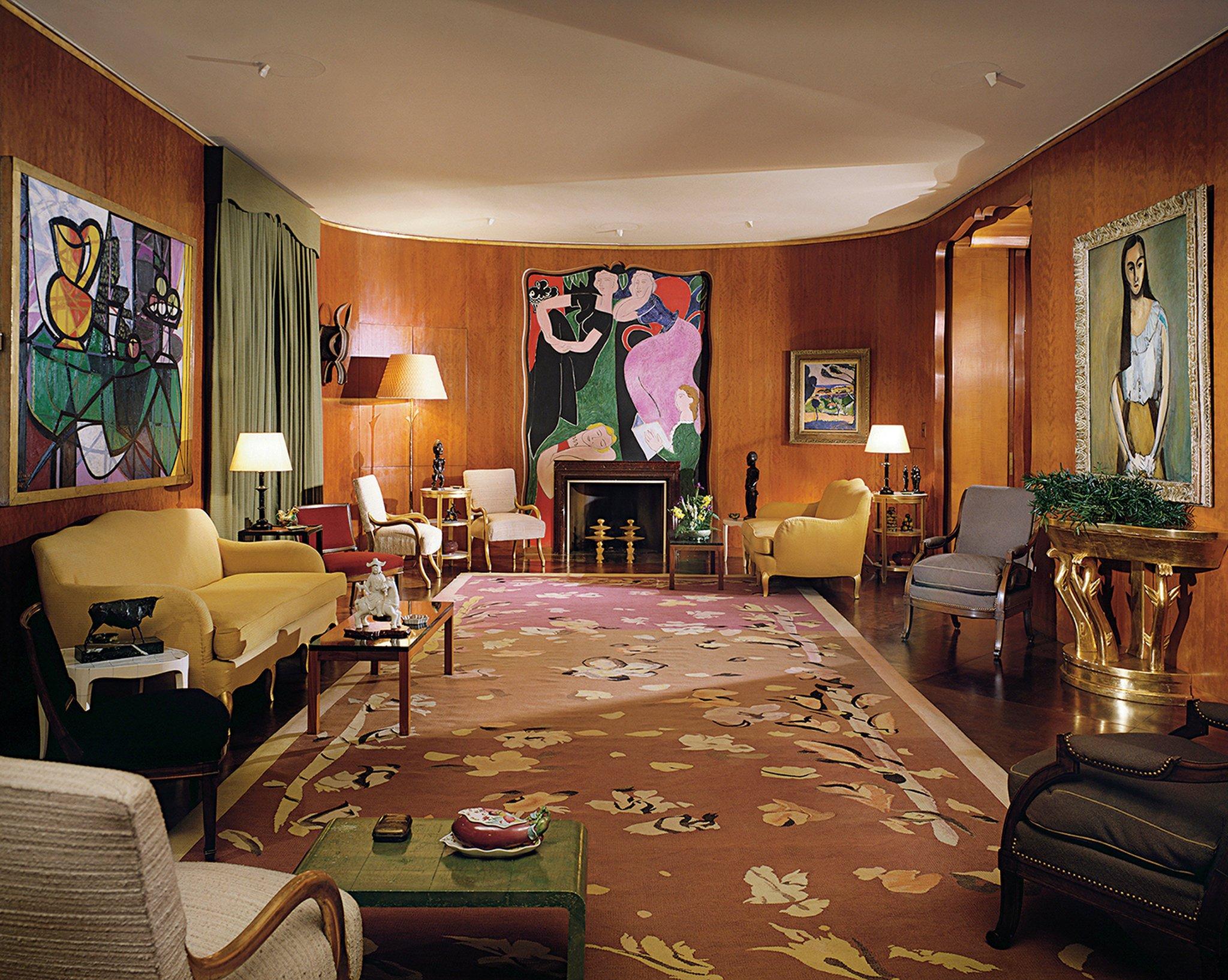 Rockefeller Salon/ FJ Hakimian