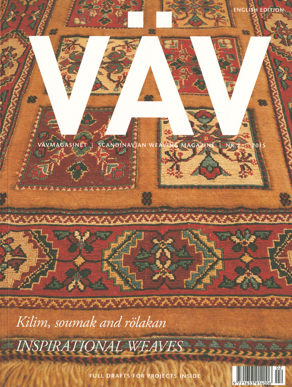 VAV Magazine NR2 2015