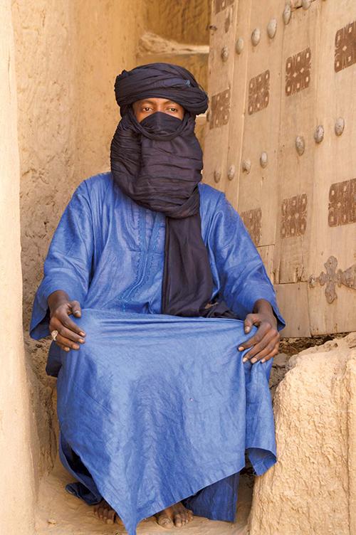 Tuareg man   FJ Hakimian