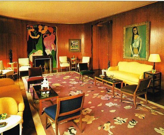 Rockefeller Salon/FJH