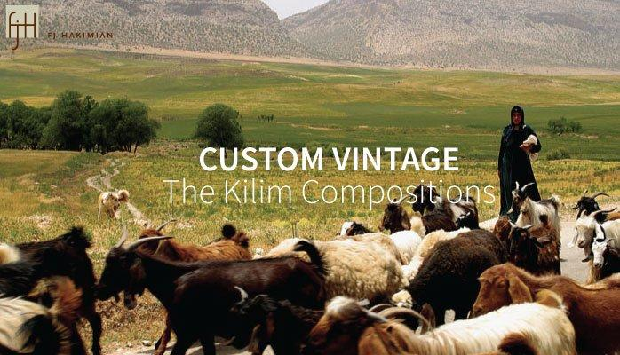 CUSTOM VINTAGE: a contemporary carpet collection that incorporates ...