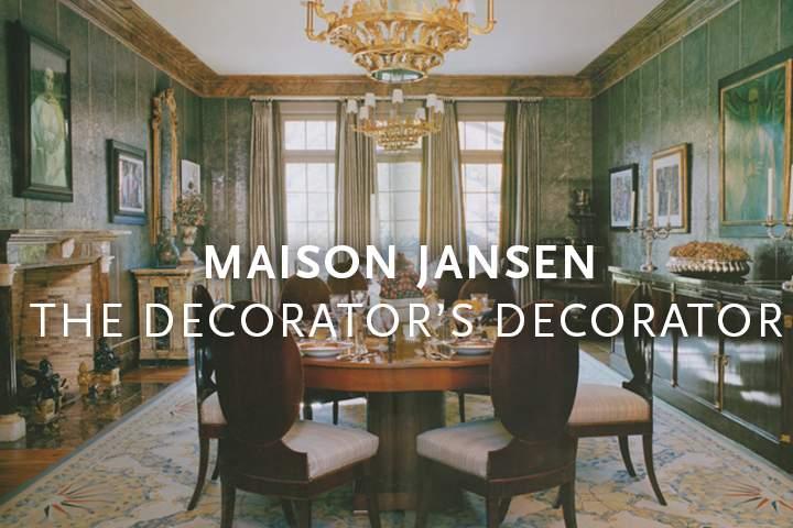 Maison Jansen The Decorator S Decorator Fj Hakimian